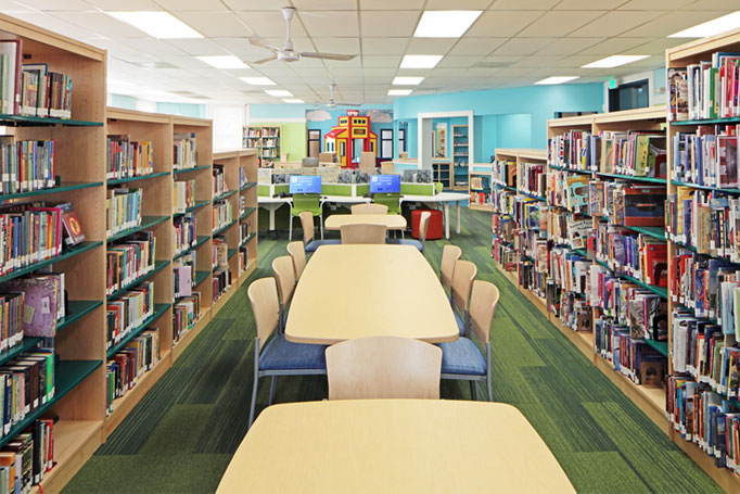 Children's Library - Kingston Library