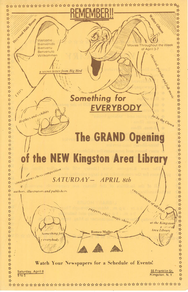 new library opening